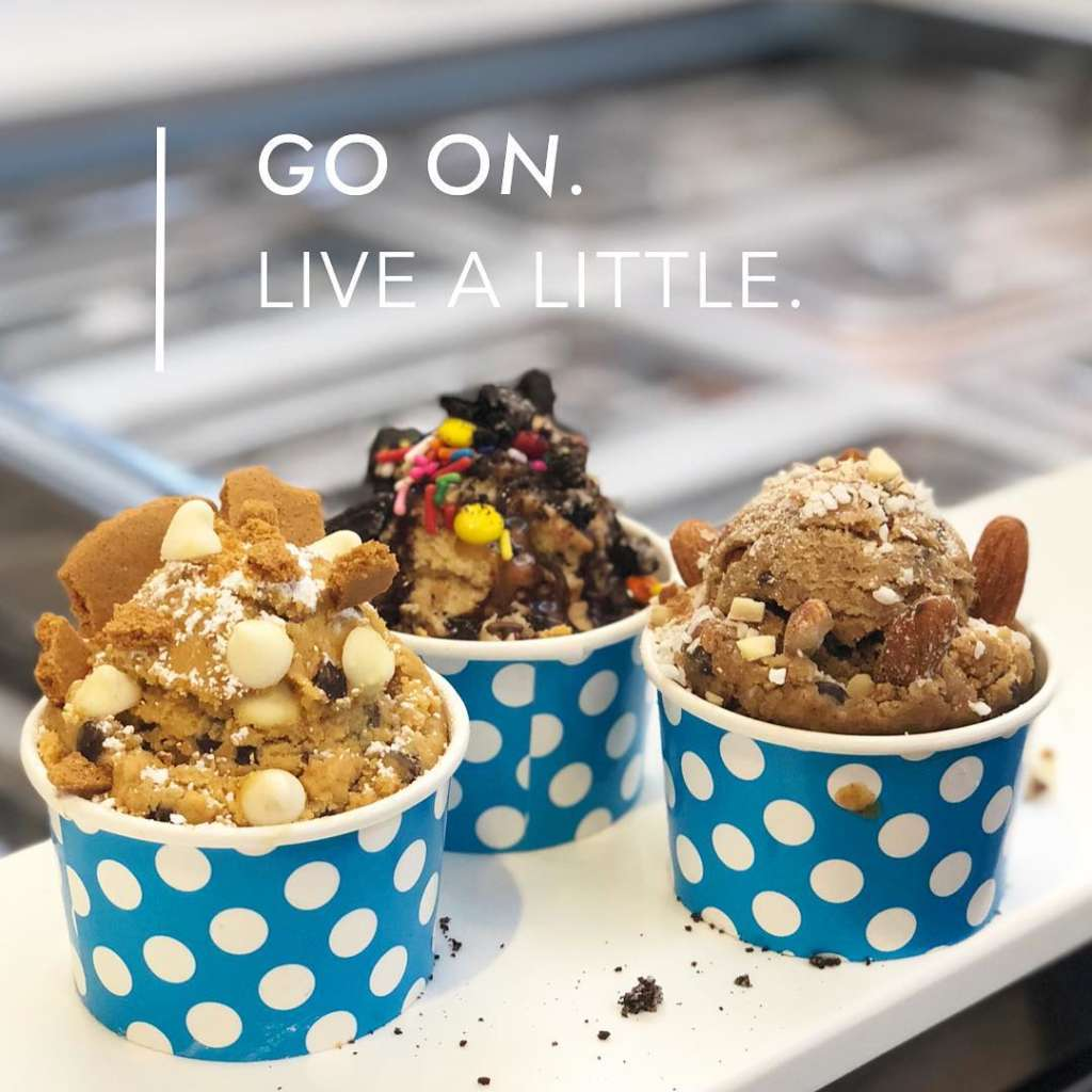 Chicago's First Raw Cookie Dough Shop