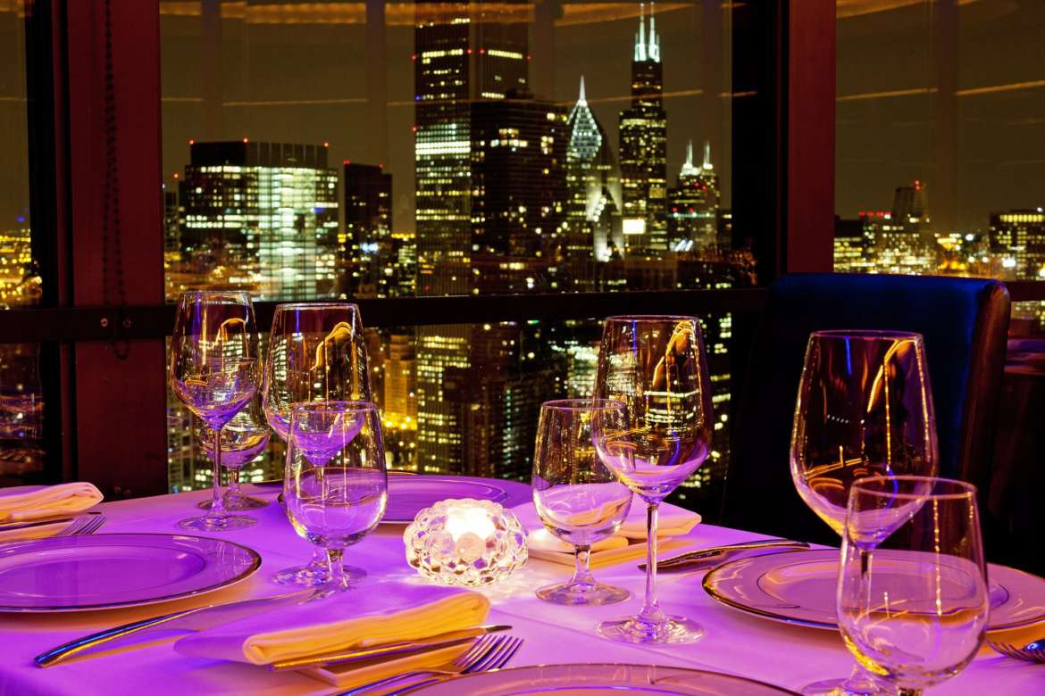 10 Chicago Restaurants With a View of the Skyline & Architecture