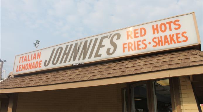 Johnnie's Italian Beef