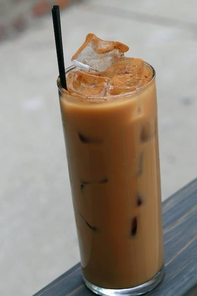 Vietnamese Coffee With Rum