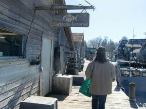 Check out Fishtown at Leland on the Leelanau Peninsula