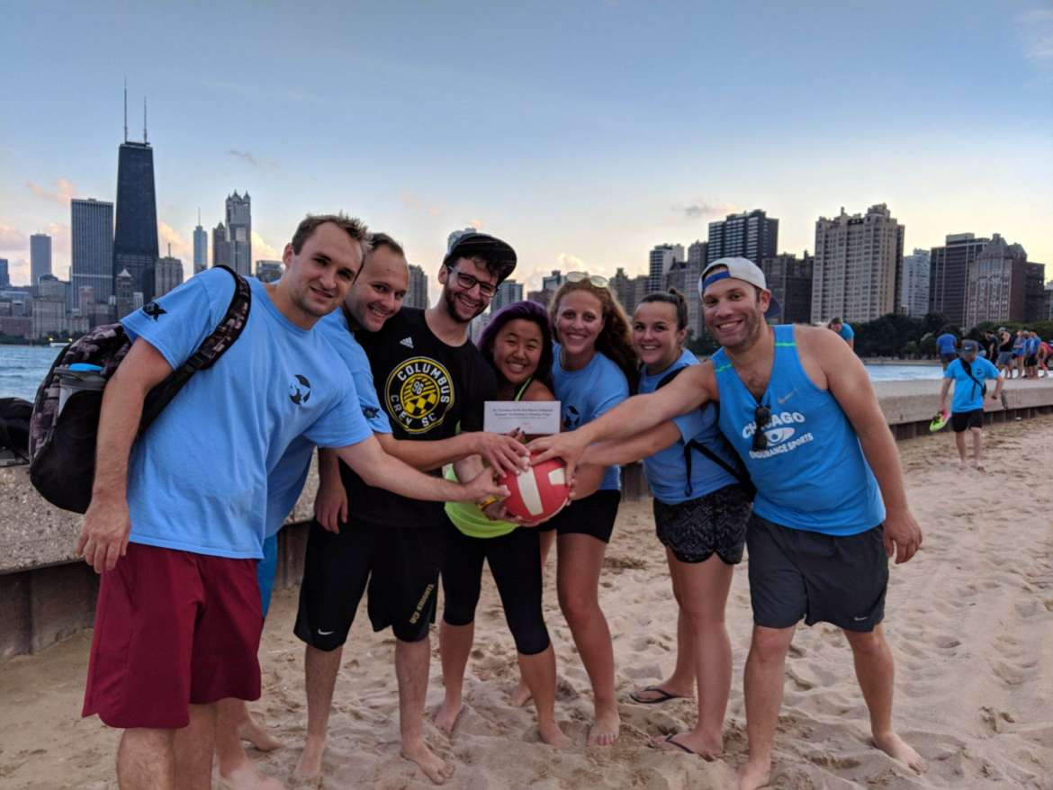 10 Adult Sports Leagues Near You in Chicago
