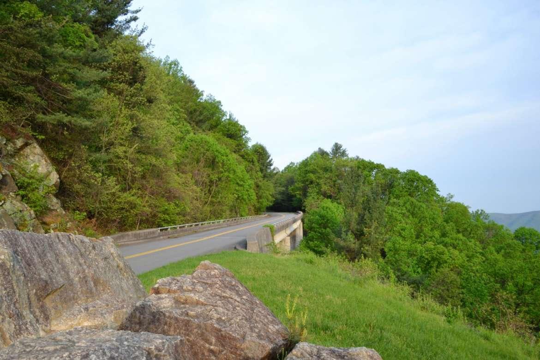 Blue Ridge Parkway, Roanoke, Virginia