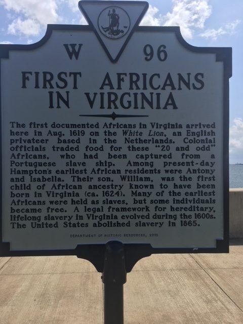 Virginia Sign