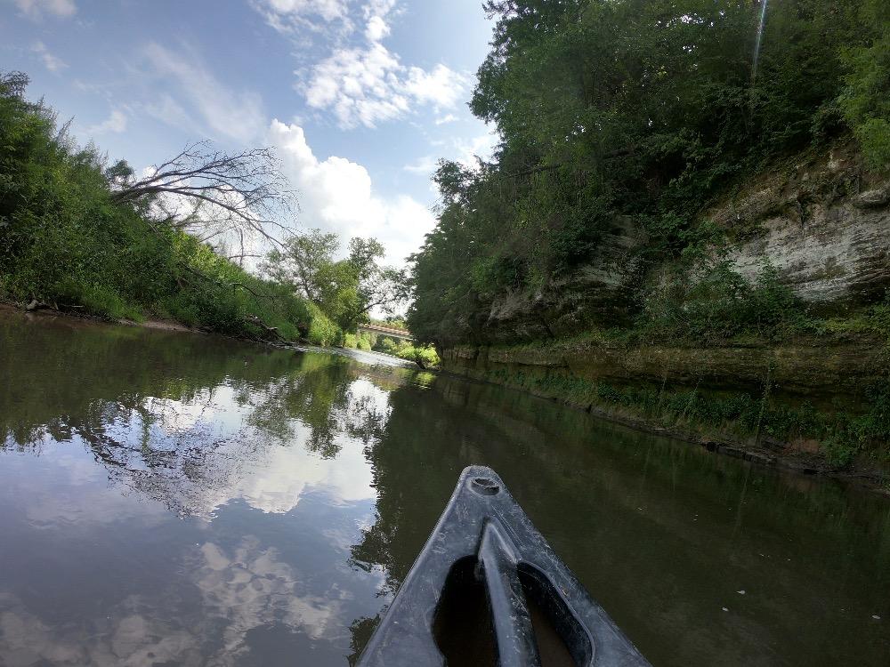 Kickapoo River Wisconsin