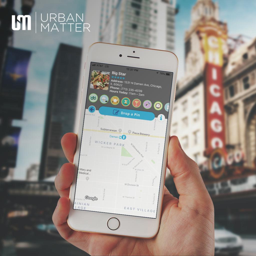 UrbanMatter App Sweepstakes