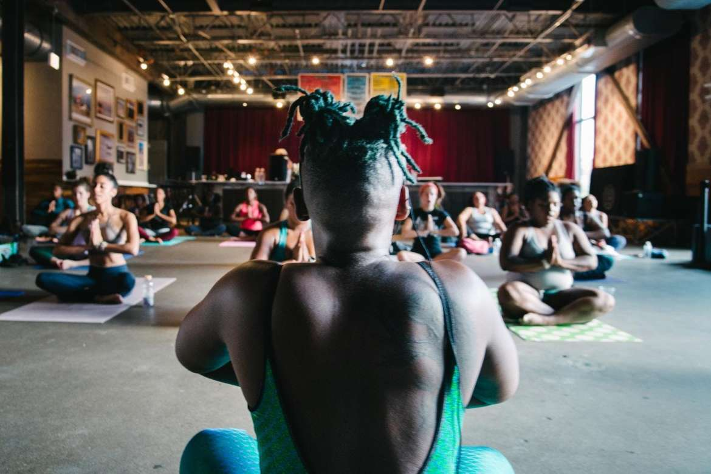 Hot Mess Yoga