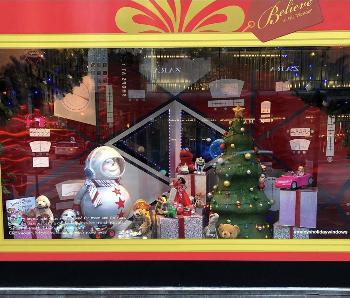 macy's christmas windows