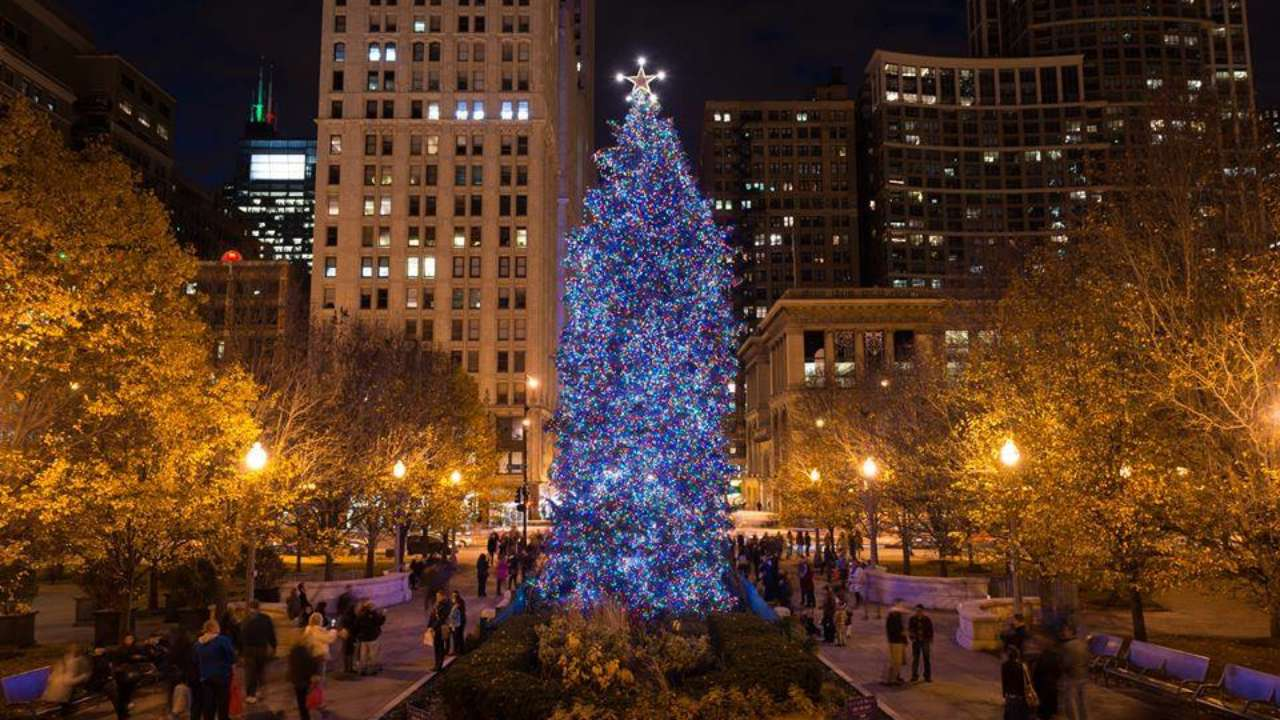 Chicago Christmas.Chicago S Ultimate Christmas Guide