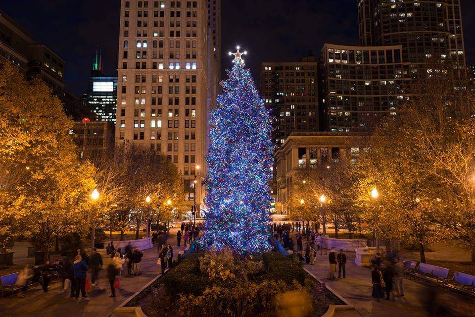 Christmas In Chicago Images.Chicago S Ultimate Christmas Guide