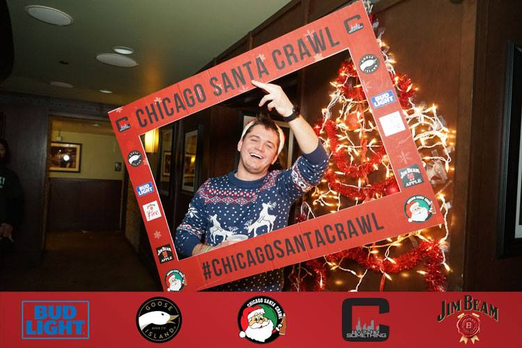 Chicago Santa Crawl
