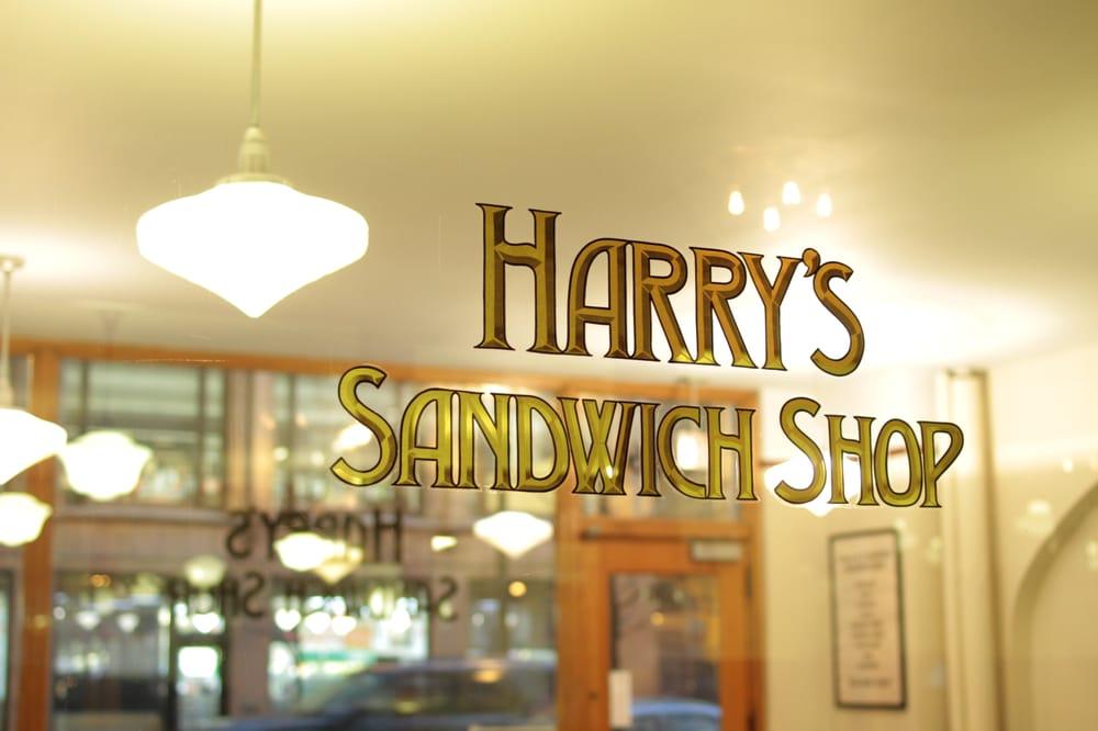 Harry's Sandwich Shop