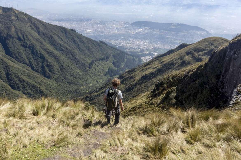 Adventure at the Equator in Quito, Ecuador