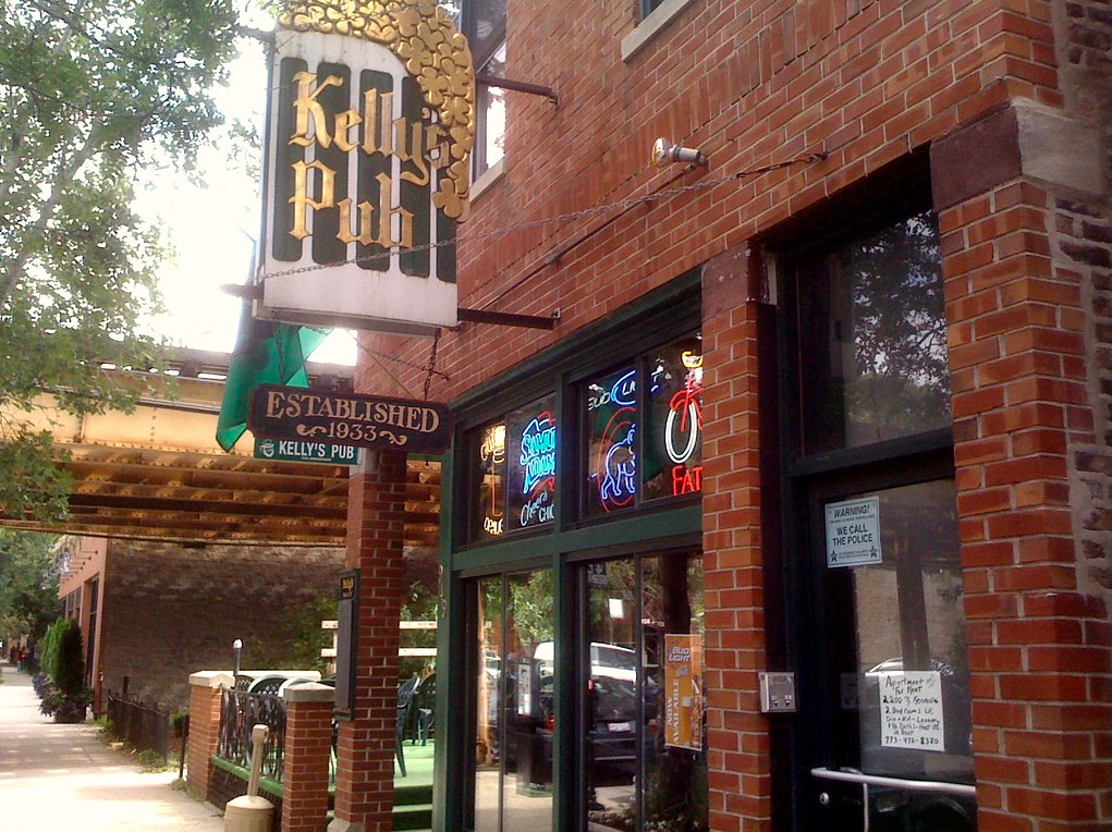 kellys pub