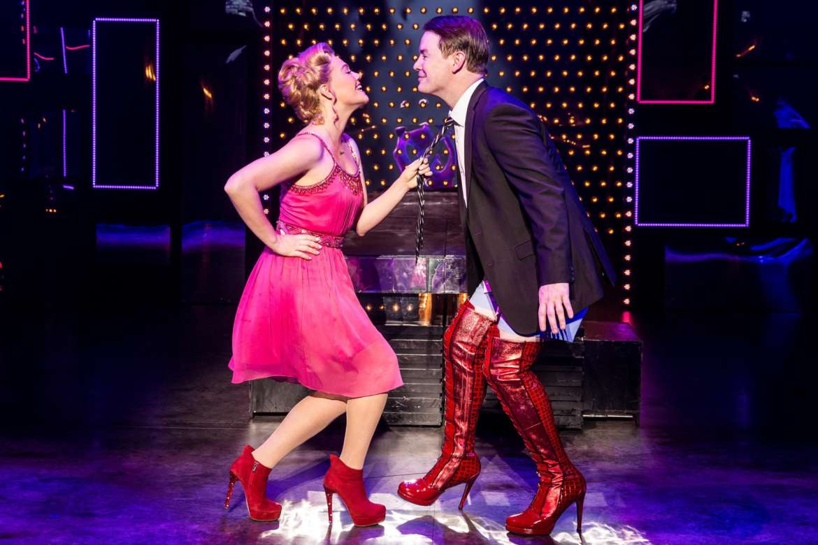 Photo Credit: Kinky Boots Facebook