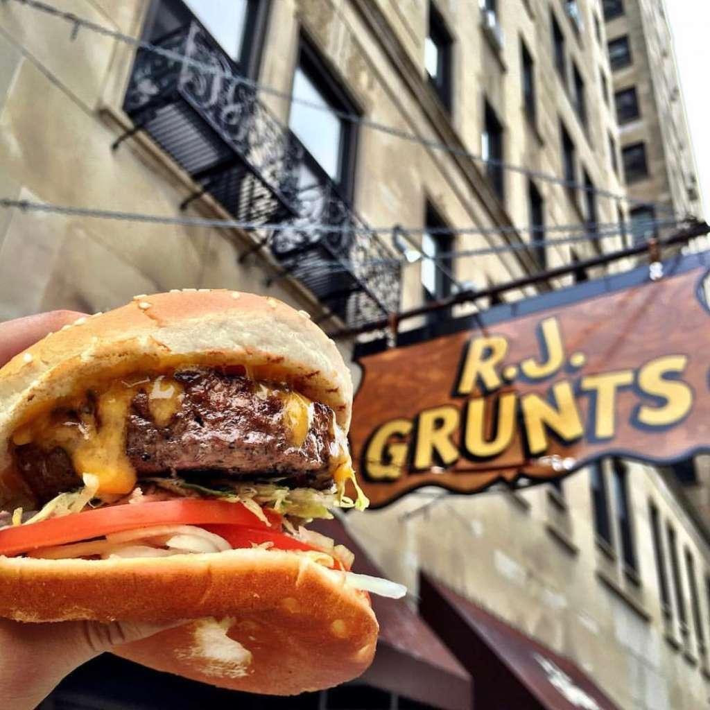R.J. Grunts