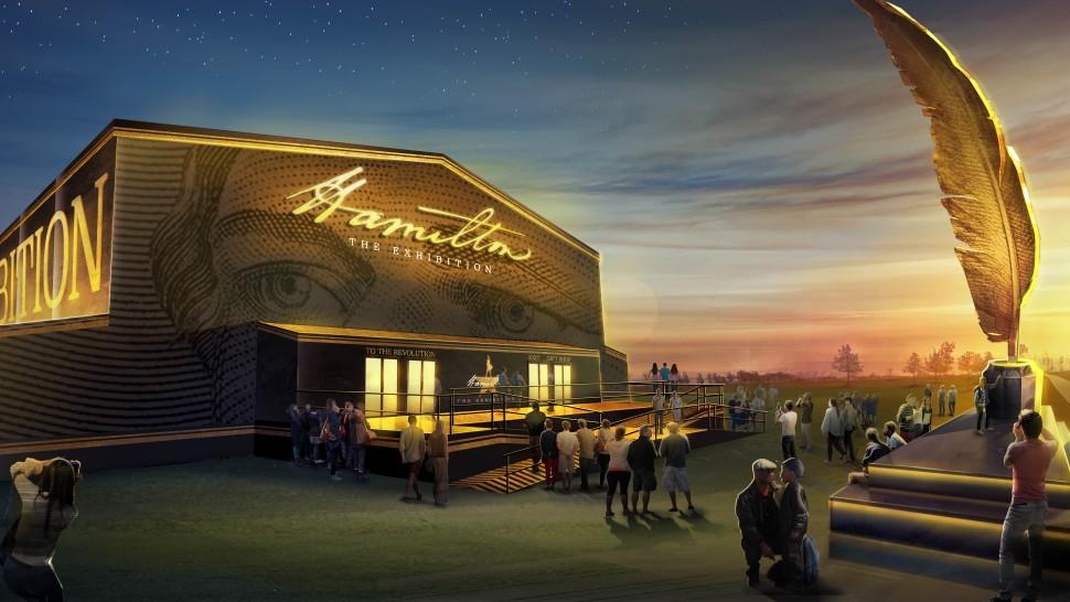 Hamilton Exhibition