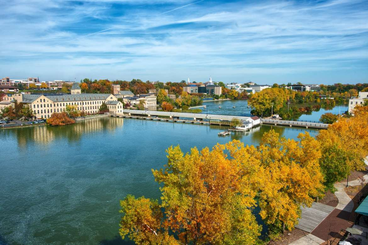 Appleton, Wisconsin is an A+ Small Town Getaway