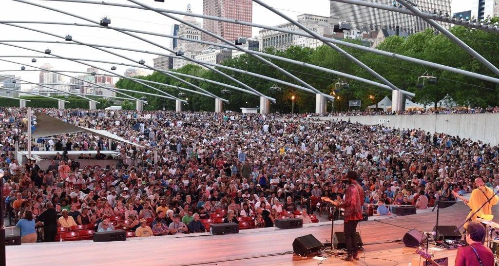 Chicago Blues Festival