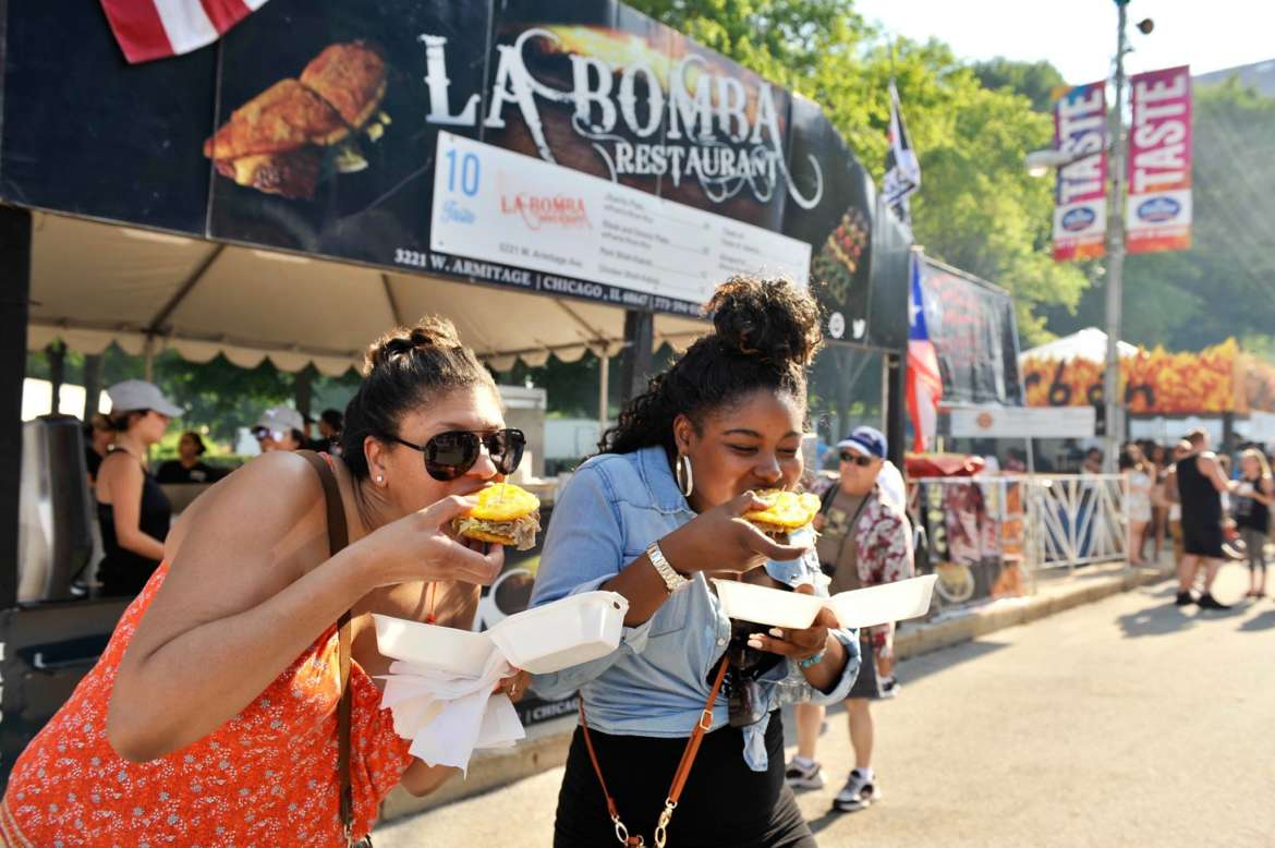 The Taste of Chicago 2019 Lineup is Here | UrbanMatter