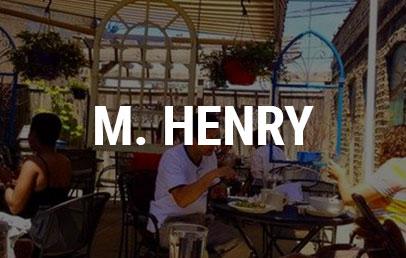 Andersonville M. Henry