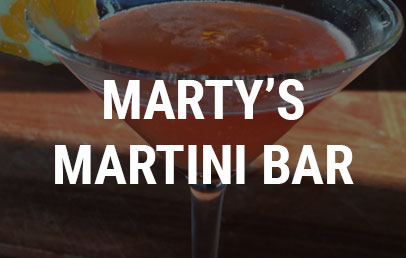 Marty's Martini Bar