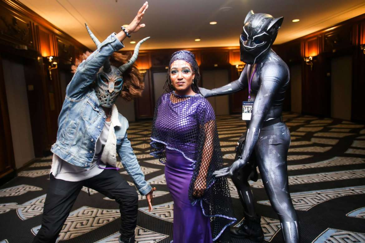 The Afro-Futuristic Wakandacon Convention Hits McCormick Place This July