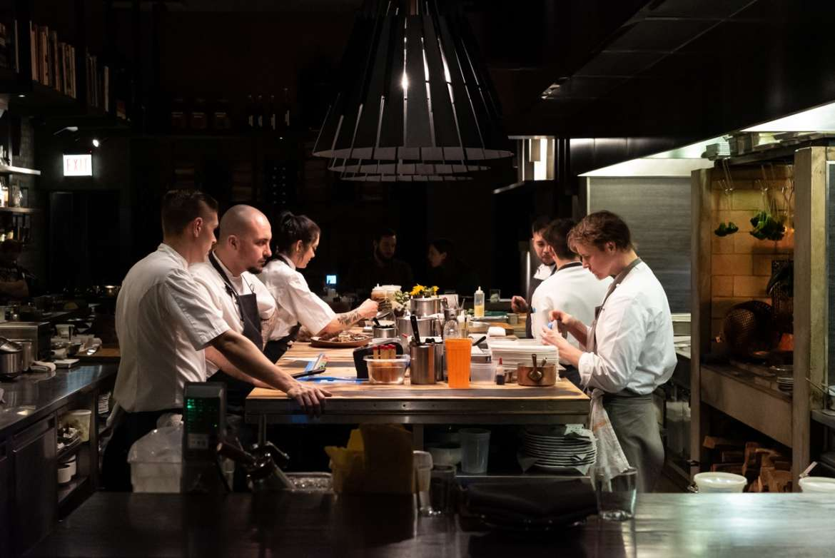 Alinea Chicago Ranks 37th On 2019 World S 50 Best