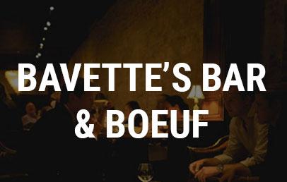 Bavette's Bar & Boeuf
