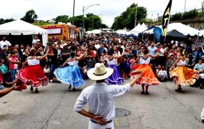 Pilsen Taco Fest in Chicago