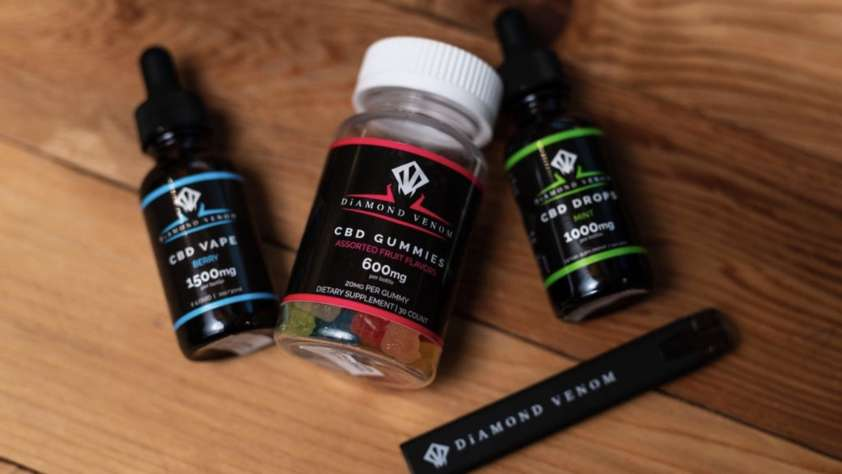 Benefits of CBD Hemp Oil from Diamond Venom