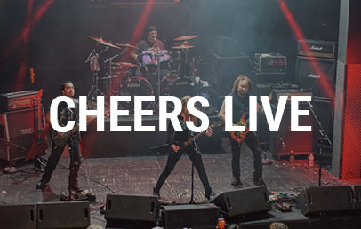 Cheers Live