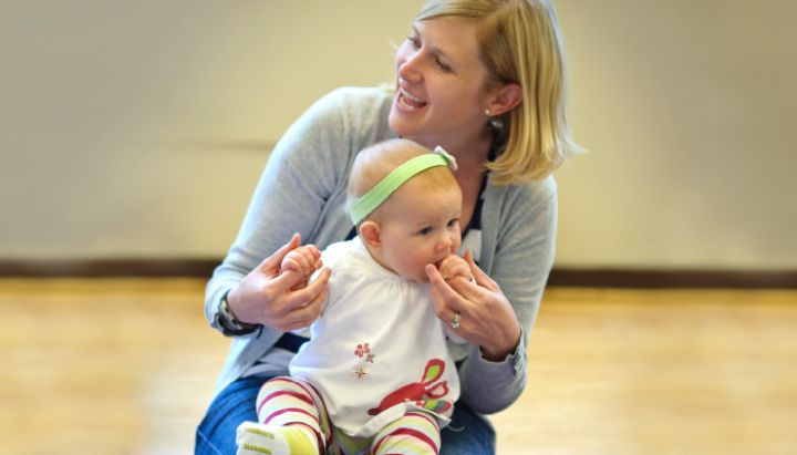Lullabies (0 – 6 months) Toddler Music Classes at Old Town School of Folk Music