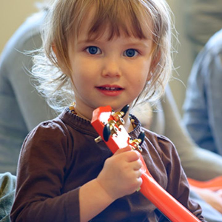 Wiggleworms Toddler Music Class: Meet the Instruments