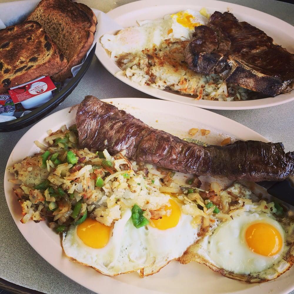 Steak N' Egger