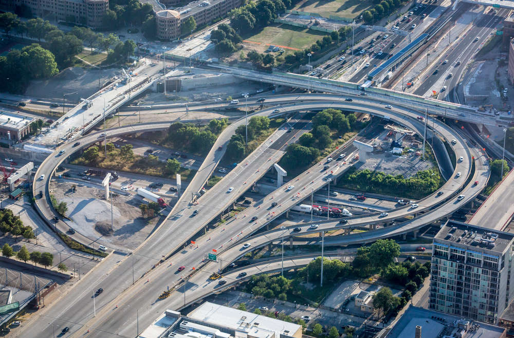 Ida B. Wells Drive Ramp Reopens On the Jane Byrne Interchange After Extended Construction