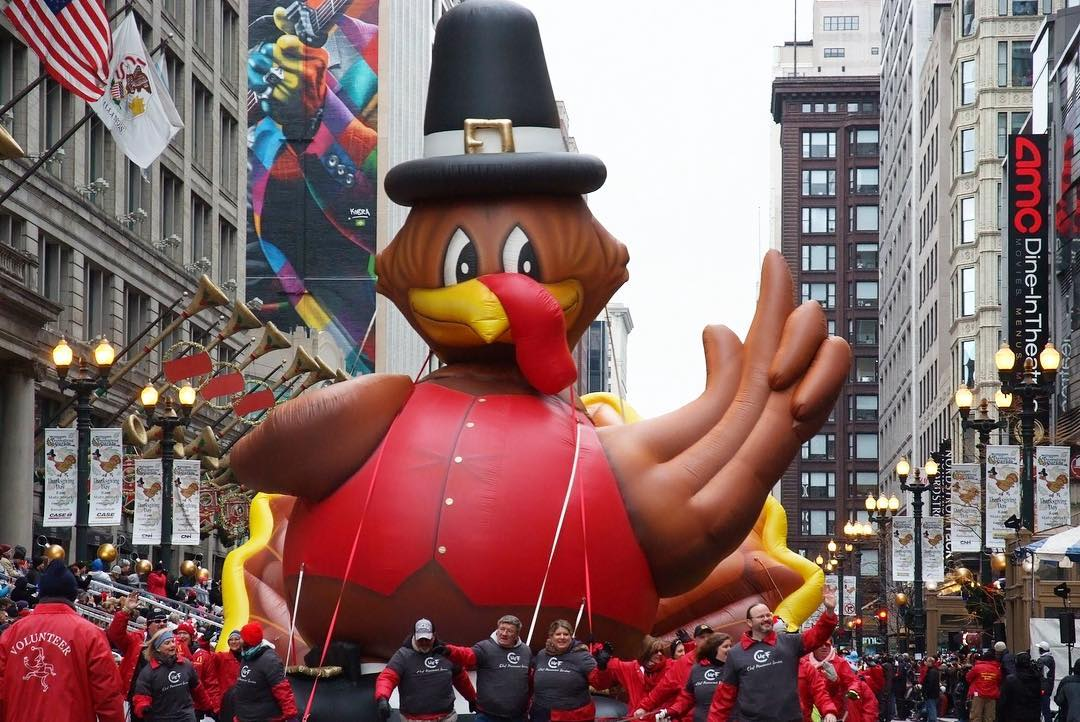 Chicago Thanksgiving Parade