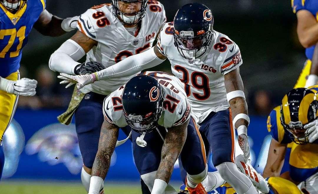 bears thanksgiving game