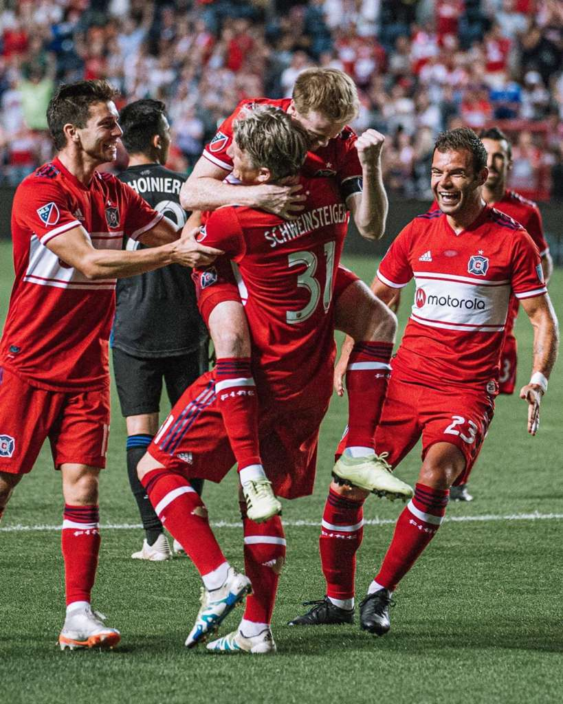 The Chicago Fire Soccer Team Returns To Soldier Field With New