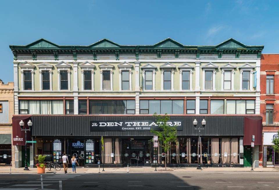 local theatre companies