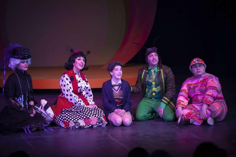 kid-friendly musicals
