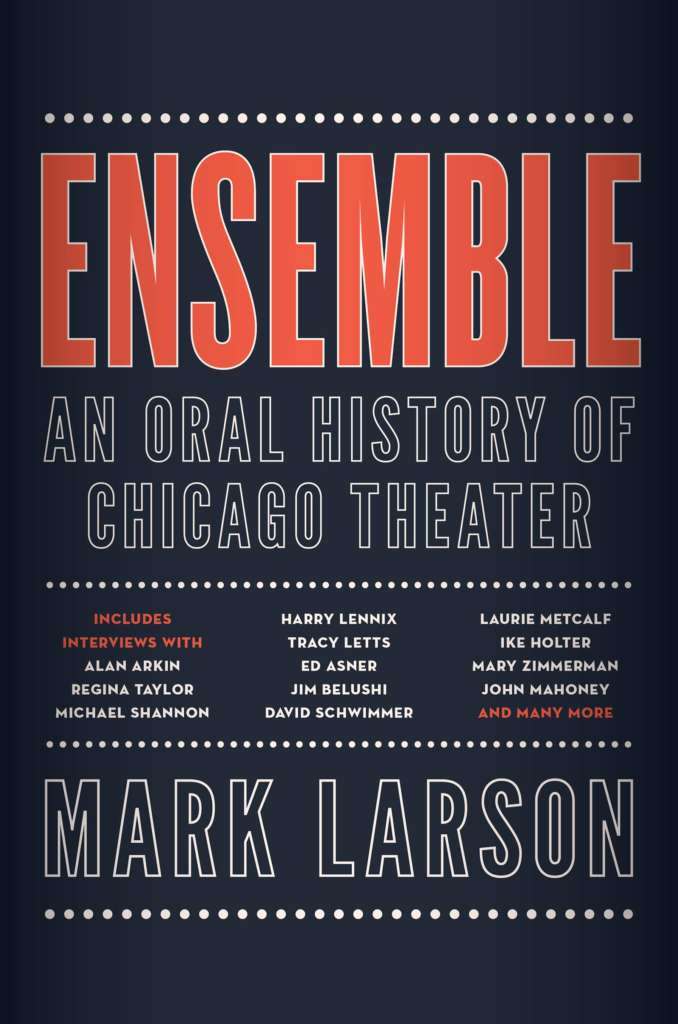 chicago theater mark larson