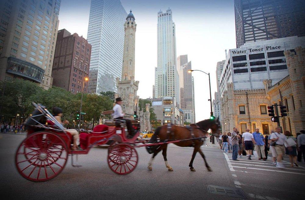 most romantic chicago