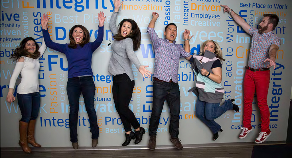 best places to work chicago