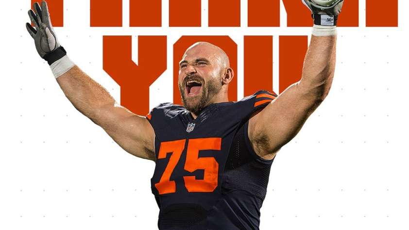 kyle long's retirement