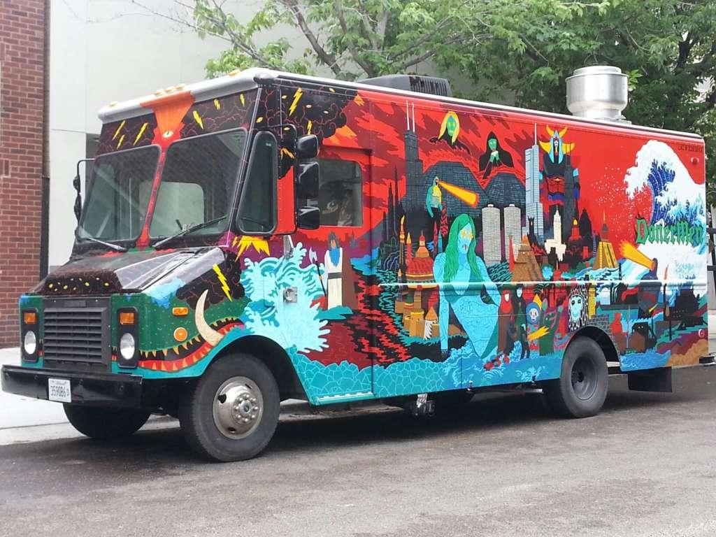 food trucks chicago