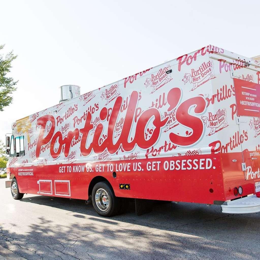 portillo's beef bus