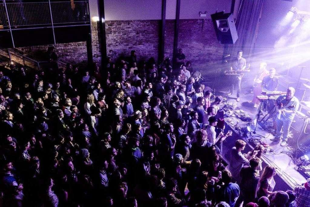 music venues chicago