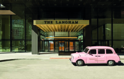 langham chicago best hotel