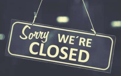 illinois bars restaurants closed